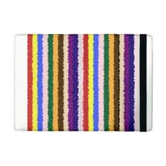 Vivid Colors Curly Stripes   1 Apple Ipad Mini 2 Flip Case