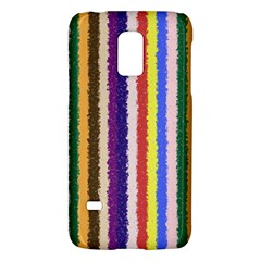 Vivid Colors Curly Stripes - 1 Samsung Galaxy S5 Mini Hardshell Case