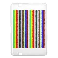 Vivid Colors Curly Stripes - 2 Kindle Fire HD 8.9  Hardshell Case