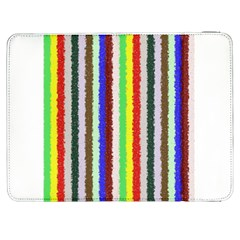 Vivid Colors Curly Stripes - 2 Samsung Galaxy Tab 7  P1000 Flip Case