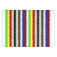 Vivid Colors Curly Stripes - 2 Samsung Galaxy Tab 8.9  P7300 Flip Case