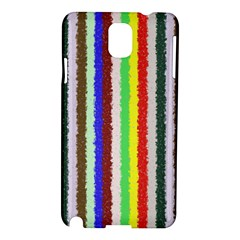 Vivid Colors Curly Stripes - 2 Samsung Galaxy Note 3 N9005 Hardshell Case