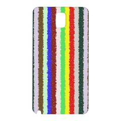 Vivid Colors Curly Stripes - 2 Samsung Galaxy Note 3 N9005 Hardshell Back Case
