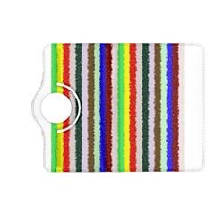Vivid Colors Curly Stripes - 2 Kindle Fire HD (2013) Flip 360 Case