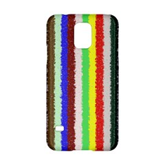 Vivid Colors Curly Stripes   2 Samsung Galaxy S5 Hardshell Case