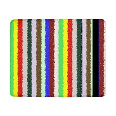 Vivid Colors Curly Stripes - 2 Samsung Galaxy Tab Pro 8.4  Flip Case