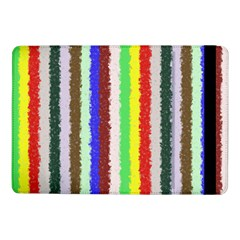 Vivid Colors Curly Stripes - 2 Samsung Galaxy Tab Pro 10.1  Flip Case