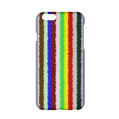 Vivid Colors Curly Stripes - 2 Apple iPhone 6 Hardshell Case
