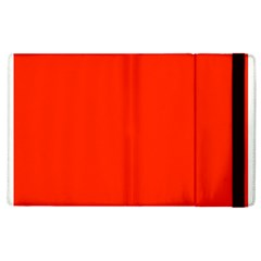 Bright Red Apple Ipad 2 Flip Case