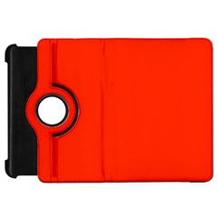 Bright Red Kindle Fire Hd Flip 360 Case