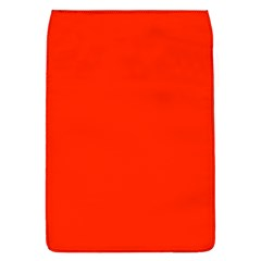 Bright Red Removable Flap Cover (Large)