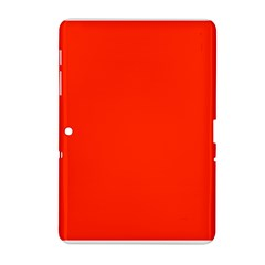 Bright Red Samsung Galaxy Tab 2 (10 1 ) P5100 Hardshell Case