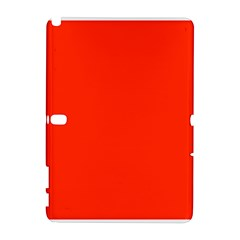 Bright Red Samsung Galaxy Note 10.1 (P600) Hardshell Case