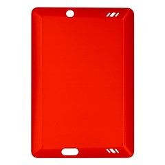 Bright Red Kindle Fire HD (2013) Hardshell Case