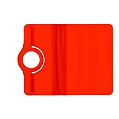 Bright Red Kindle Fire HD (2013) Flip 360 Case