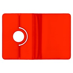 Bright Red Kindle Fire HDX Flip 360 Case