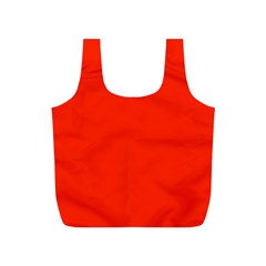 Bright Red Reusable Bag (s)