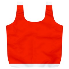 Bright Red Reusable Bag (XL)