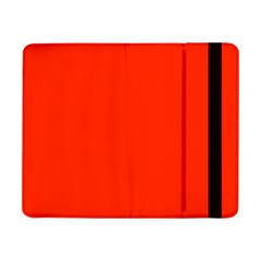 Bright Red Samsung Galaxy Tab Pro 8 4  Flip Case