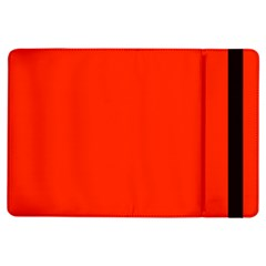 Bright Red Apple Ipad Air Flip Case