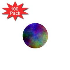 Plasma 3 1  Mini Button Magnet (100 Pack)