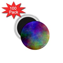 Plasma 3 1 75  Button Magnet (100 Pack)