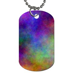 Plasma 3 Dog Tag (two Sided)