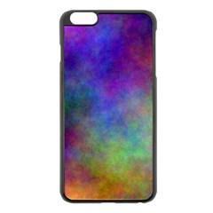 Plasma 3 Apple iPhone 6 Plus Black Enamel Case