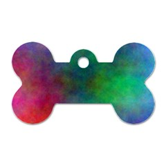 Plasma 1 Dog Tag Bone (two Sided)