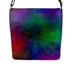 Plasma 1 Flap Closure Messenger Bag (large)