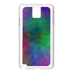 Plasma 1 Samsung Galaxy Note 3 N9005 Case (White)