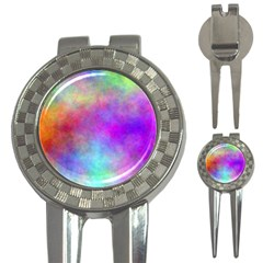 Plasma 2 Golf Pitchfork & Ball Marker