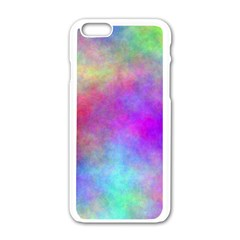 Plasma 2 Apple Iphone 6 White Enamel Case