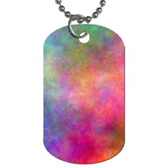 Plasma 4 Dog Tag (two Sided)
