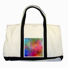 Plasma 4 Two Toned Tote Bag