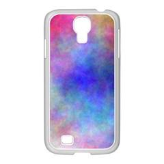 Plasma 5 Samsung GALAXY S4 I9500/ I9505 Case (White)