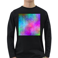 Plasma 6 Men s Long Sleeve T-shirt (Dark Colored)