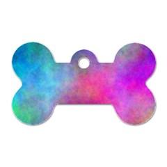 Plasma 6 Dog Tag Bone (one Sided)