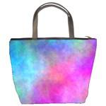 Plasma 6 Bucket Handbag Back