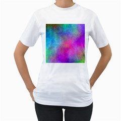 Plasma 6 Women s T-Shirt (White)