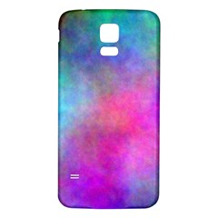 Plasma 6 Samsung Galaxy S5 Back Case (White)