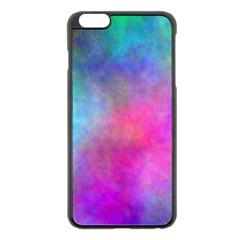 Plasma 6 Apple Iphone 6 Plus Black Enamel Case