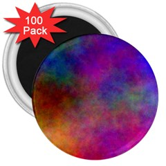 Plasma 7 3  Button Magnet (100 pack)