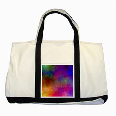 Plasma 7 Two Toned Tote Bag