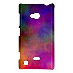 Plasma 7 Nokia Lumia 720 Hardshell Case