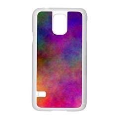 Plasma 7 Samsung Galaxy S5 Case (white)
