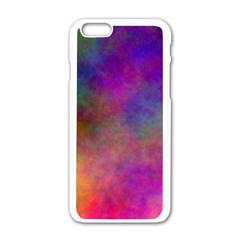 Plasma 7 Apple Iphone 6 White Enamel Case