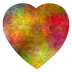 Plasma 8 Jigsaw Puzzle (Heart)