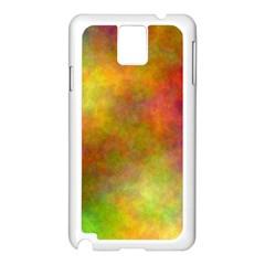 Plasma 8 Samsung Galaxy Note 3 N9005 Case (White)