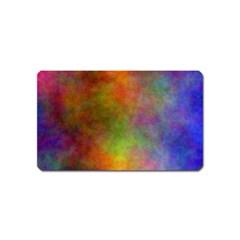 Plasma 9 Magnet (Name Card)